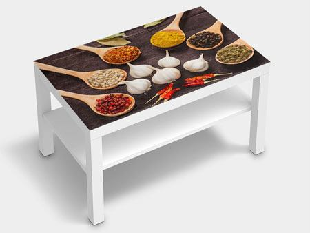 Furniture Foil Italian Spices