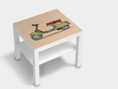 Furniture Foil Vespa