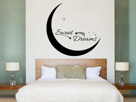 Wall Sticker Sweet Dreams 2