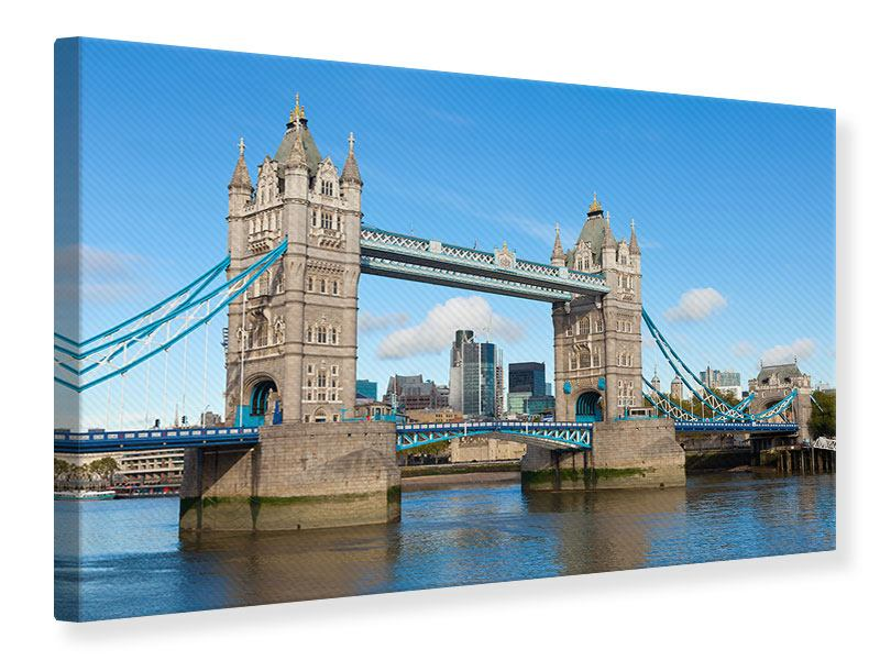 Stampa su tela Tower Bridge