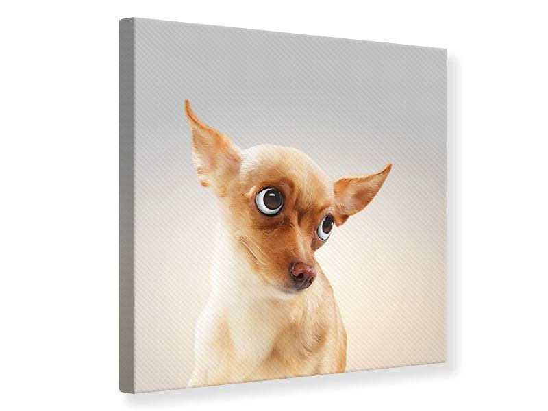 Canvas Print Faithful Friend