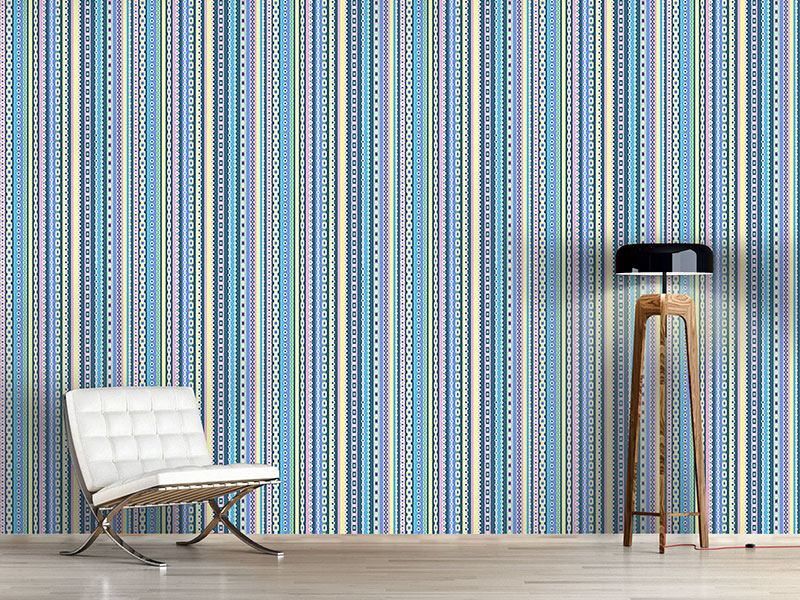 Design Wallpaper Geometric Borders