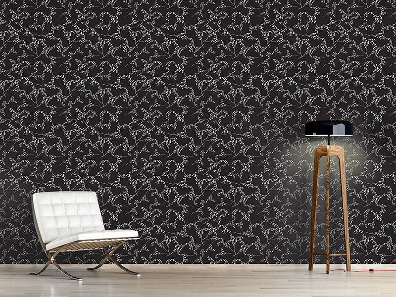 Design Wallpaper Vein Of Branches