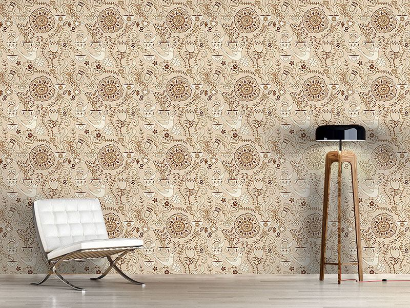 Design Wallpaper Russian Chocolate