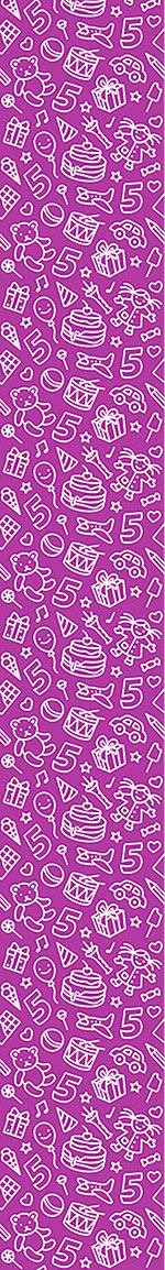 Papel tapiz de diseño Kids Birthday
