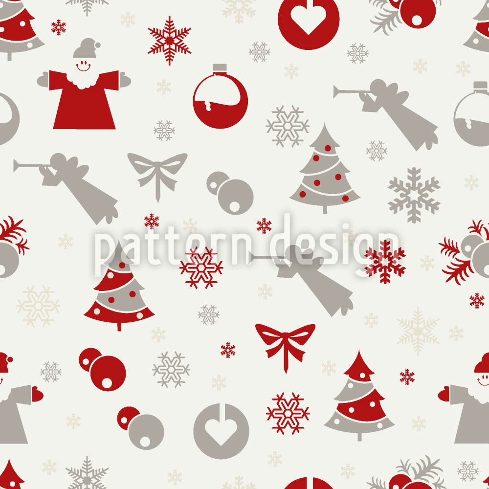 Design Wallpaper Christmas Is Here