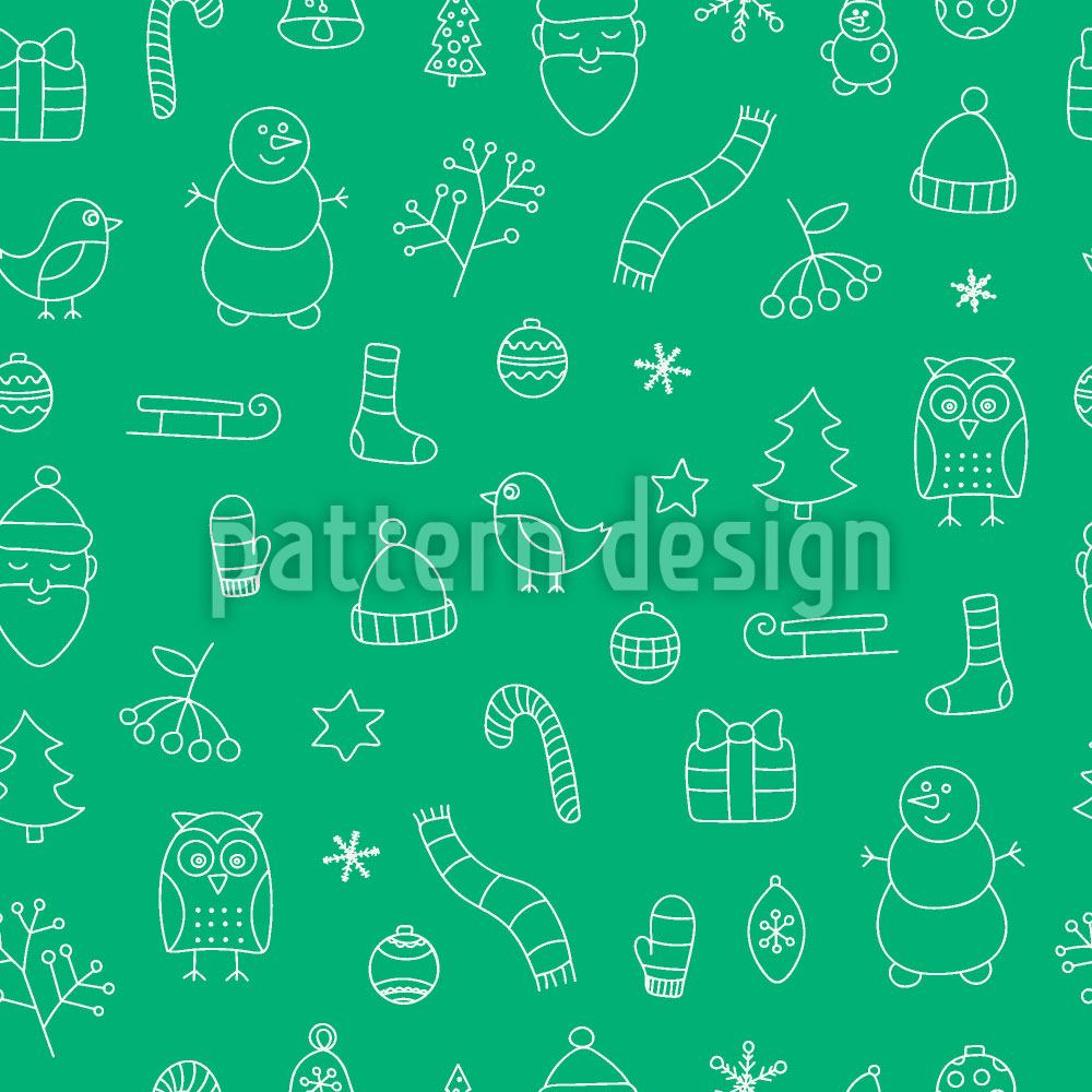 Design Wallpaper Merry Christmas time