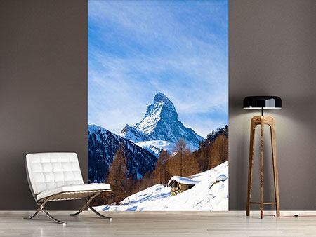 Photo Wallpaper The Matterhorn